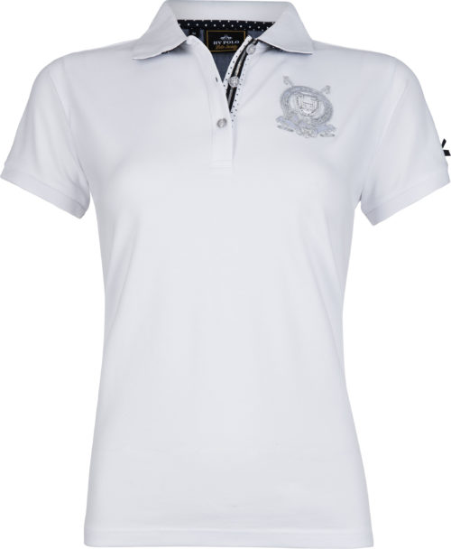 0403102921-OPTWIT-XXL HVPOLO Poloshirt Beil Optical White Dames